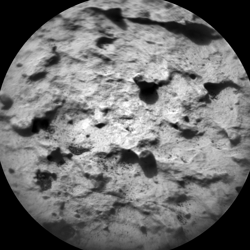 Nasa's Mars rover Curiosity acquired this image using its Chemistry & Camera (ChemCam) on Sol 1672, at drive 1314, site number 62