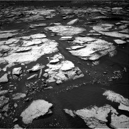 Nasa's Mars rover Curiosity acquired this image using its Right Navigation Camera on Sol 1673, at drive 1362, site number 62