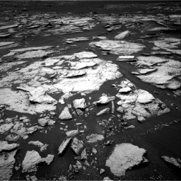 Nasa's Mars rover Curiosity acquired this image using its Right Navigation Camera on Sol 1673, at drive 1368, site number 62