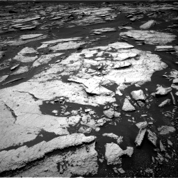 Nasa's Mars rover Curiosity acquired this image using its Right Navigation Camera on Sol 1673, at drive 1374, site number 62