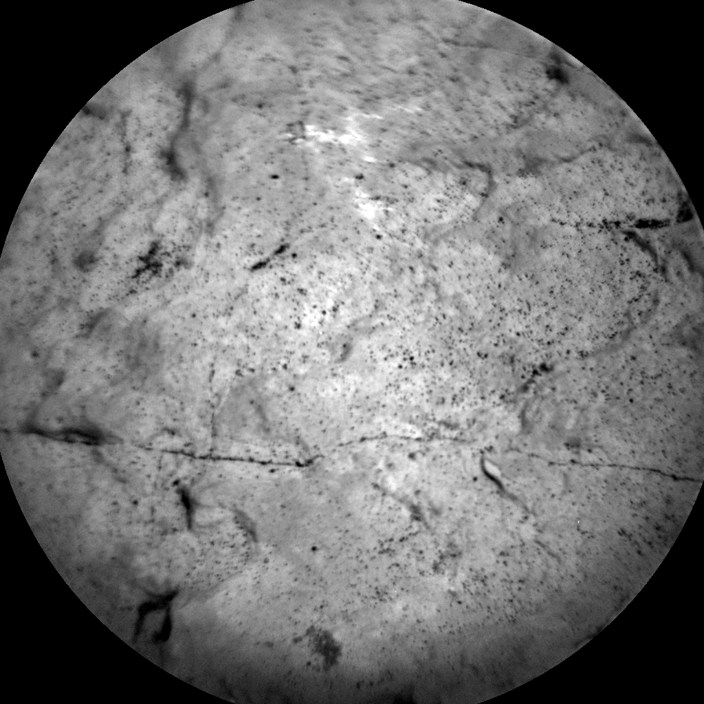 Nasa's Mars rover Curiosity acquired this image using its Chemistry & Camera (ChemCam) on Sol 1674, at drive 1386, site number 62