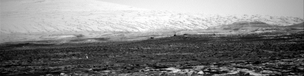 NASA's Mars rover Curiosity acquired this image using its Right Navigation Cameras (Navcams) on Sol 1675