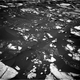 Nasa's Mars rover Curiosity acquired this image using its Right Navigation Camera on Sol 1676, at drive 1398, site number 62