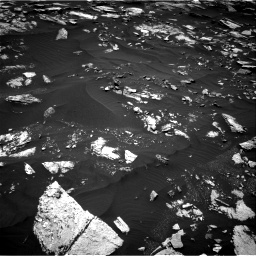 Nasa's Mars rover Curiosity acquired this image using its Right Navigation Camera on Sol 1676, at drive 1404, site number 62
