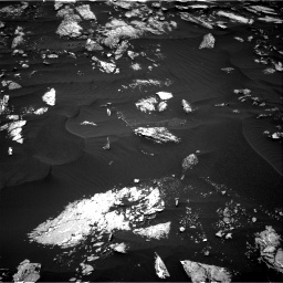 Nasa's Mars rover Curiosity acquired this image using its Right Navigation Camera on Sol 1676, at drive 1416, site number 62
