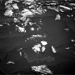 Nasa's Mars rover Curiosity acquired this image using its Right Navigation Camera on Sol 1676, at drive 1428, site number 62