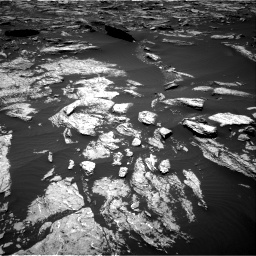 Nasa's Mars rover Curiosity acquired this image using its Right Navigation Camera on Sol 1676, at drive 1452, site number 62