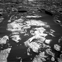 Nasa's Mars rover Curiosity acquired this image using its Right Navigation Camera on Sol 1676, at drive 1470, site number 62