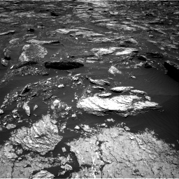 Nasa's Mars rover Curiosity acquired this image using its Right Navigation Camera on Sol 1676, at drive 1488, site number 62