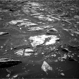 Nasa's Mars rover Curiosity acquired this image using its Right Navigation Camera on Sol 1676, at drive 1512, site number 62