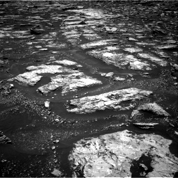 Nasa's Mars rover Curiosity acquired this image using its Right Navigation Camera on Sol 1676, at drive 1524, site number 62