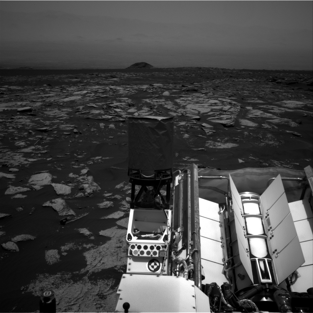 Nasa's Mars rover Curiosity acquired this image using its Right Navigation Camera on Sol 1676, at drive 1530, site number 62