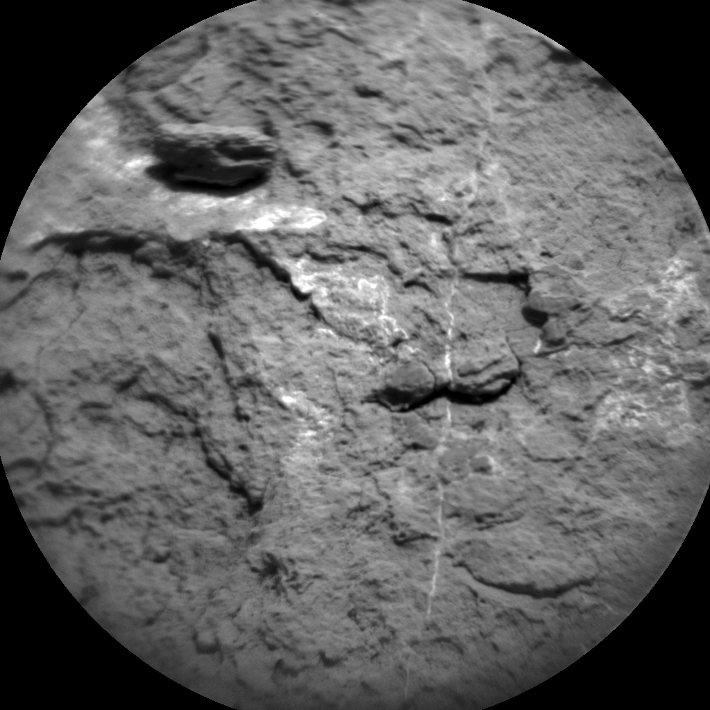 Nasa's Mars rover Curiosity acquired this image using its Chemistry & Camera (ChemCam) on Sol 1676, at drive 1530, site number 62