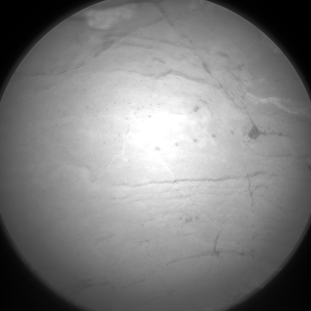 Nasa's Mars rover Curiosity acquired this image using its Chemistry & Camera (ChemCam) on Sol 1677, at drive 1530, site number 62