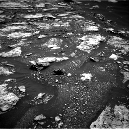 Nasa's Mars rover Curiosity acquired this image using its Right Navigation Camera on Sol 1677, at drive 1560, site number 62