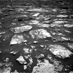 Nasa's Mars rover Curiosity acquired this image using its Right Navigation Camera on Sol 1677, at drive 1590, site number 62