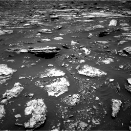 Nasa's Mars rover Curiosity acquired this image using its Right Navigation Camera on Sol 1677, at drive 1620, site number 62
