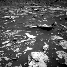 Nasa's Mars rover Curiosity acquired this image using its Right Navigation Camera on Sol 1677, at drive 1632, site number 62