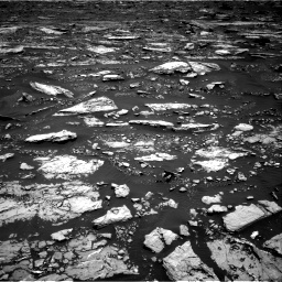 Nasa's Mars rover Curiosity acquired this image using its Right Navigation Camera on Sol 1677, at drive 1650, site number 62