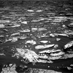 Nasa's Mars rover Curiosity acquired this image using its Right Navigation Camera on Sol 1677, at drive 1764, site number 62