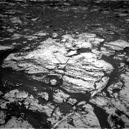 Nasa's Mars rover Curiosity acquired this image using its Left Navigation Camera on Sol 1678, at drive 1872, site number 62