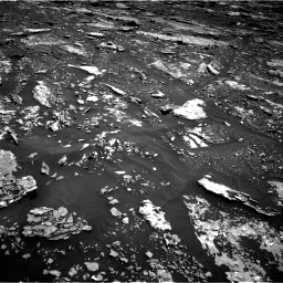 Nasa's Mars rover Curiosity acquired this image using its Right Navigation Camera on Sol 1678, at drive 1812, site number 62