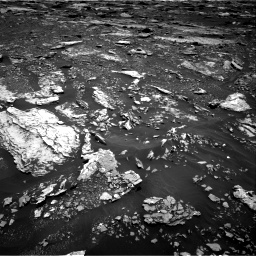 Nasa's Mars rover Curiosity acquired this image using its Right Navigation Camera on Sol 1678, at drive 1818, site number 62