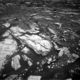 Nasa's Mars rover Curiosity acquired this image using its Right Navigation Camera on Sol 1678, at drive 1824, site number 62