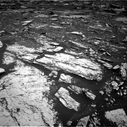 Nasa's Mars rover Curiosity acquired this image using its Right Navigation Camera on Sol 1678, at drive 1842, site number 62