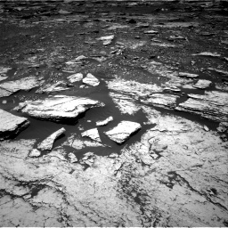 Nasa's Mars rover Curiosity acquired this image using its Right Navigation Camera on Sol 1678, at drive 1854, site number 62