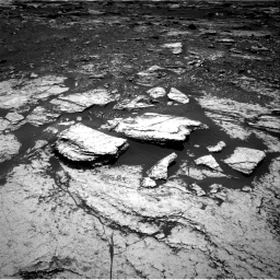 Nasa's Mars rover Curiosity acquired this image using its Right Navigation Camera on Sol 1678, at drive 1860, site number 62