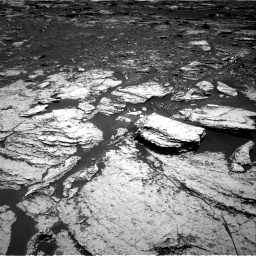 Nasa's Mars rover Curiosity acquired this image using its Right Navigation Camera on Sol 1678, at drive 1866, site number 62