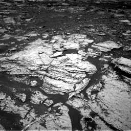 Nasa's Mars rover Curiosity acquired this image using its Right Navigation Camera on Sol 1678, at drive 1872, site number 62