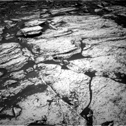 Nasa's Mars rover Curiosity acquired this image using its Right Navigation Camera on Sol 1678, at drive 1920, site number 62