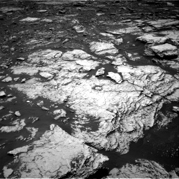 Nasa's Mars rover Curiosity acquired this image using its Right Navigation Camera on Sol 1678, at drive 1944, site number 62