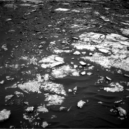 Nasa's Mars rover Curiosity acquired this image using its Right Navigation Camera on Sol 1678, at drive 1956, site number 62