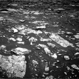 Nasa's Mars rover Curiosity acquired this image using its Right Navigation Camera on Sol 1678, at drive 1962, site number 62