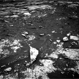 Nasa's Mars rover Curiosity acquired this image using its Right Navigation Camera on Sol 1678, at drive 1998, site number 62
