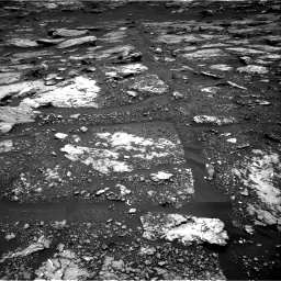 Nasa's Mars rover Curiosity acquired this image using its Right Navigation Camera on Sol 1678, at drive 2016, site number 62