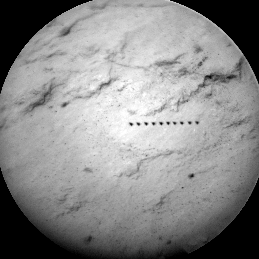 Nasa's Mars rover Curiosity acquired this image using its Chemistry & Camera (ChemCam) on Sol 1678, at drive 1776, site number 62