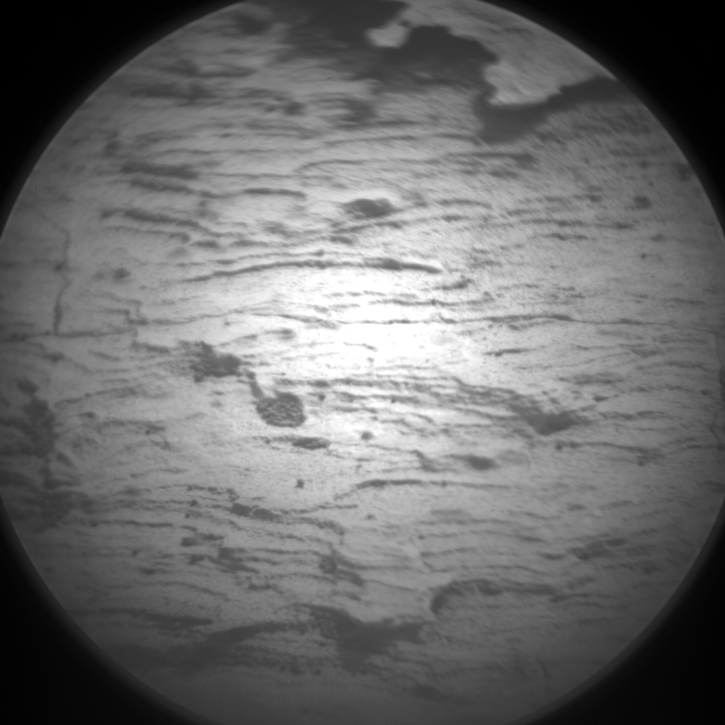 Nasa's Mars rover Curiosity acquired this image using its Chemistry & Camera (ChemCam) on Sol 1679, at drive 2248, site number 62