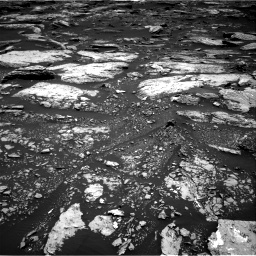 Nasa's Mars rover Curiosity acquired this image using its Right Navigation Camera on Sol 1679, at drive 2038, site number 62