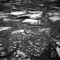 Nasa's Mars rover Curiosity acquired this image using its Right Navigation Camera on Sol 1679, at drive 2050, site number 62