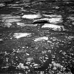 Nasa's Mars rover Curiosity acquired this image using its Right Navigation Camera on Sol 1679, at drive 2056, site number 62