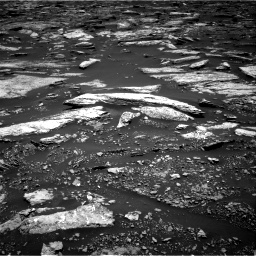 Nasa's Mars rover Curiosity acquired this image using its Right Navigation Camera on Sol 1679, at drive 2086, site number 62