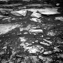Nasa's Mars rover Curiosity acquired this image using its Right Navigation Camera on Sol 1679, at drive 2122, site number 62