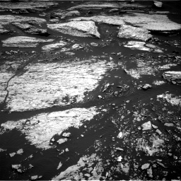 Nasa's Mars rover Curiosity acquired this image using its Right Navigation Camera on Sol 1679, at drive 2146, site number 62