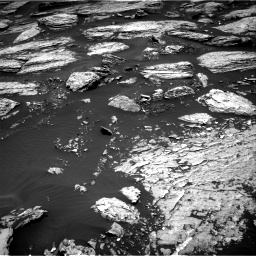 Nasa's Mars rover Curiosity acquired this image using its Right Navigation Camera on Sol 1679, at drive 2182, site number 62