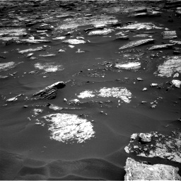 Nasa's Mars rover Curiosity acquired this image using its Right Navigation Camera on Sol 1679, at drive 2230, site number 62