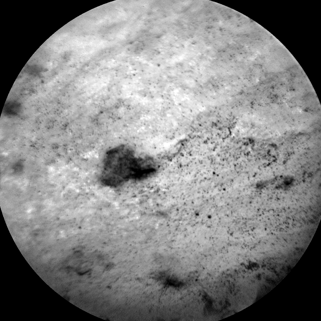 Nasa's Mars rover Curiosity acquired this image using its Chemistry & Camera (ChemCam) on Sol 1679, at drive 2026, site number 62